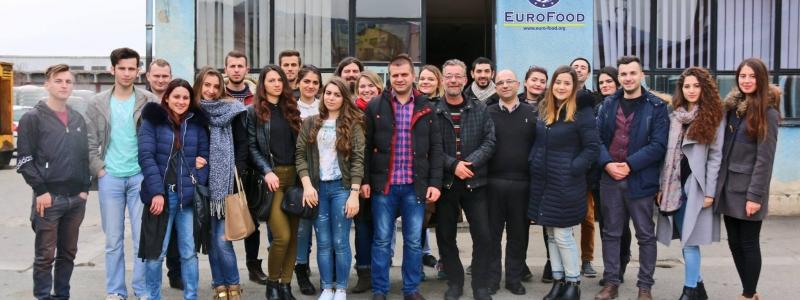 Veicināt jauniešos uzņēmīgumu un pašizaugsmi ar tīklošanās palīdzību starptautiskā mērogā, 2 daļa Kosovā
